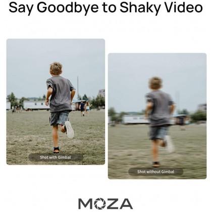 Moza Mini MX Gimbal Vlog Kit & Boya Microphone For IPHONE