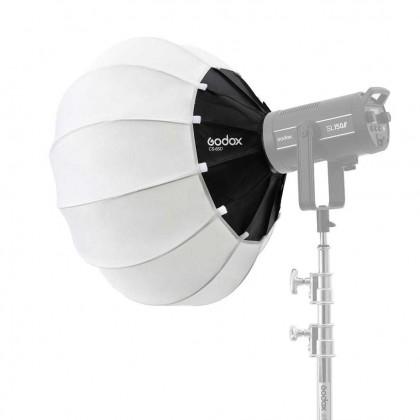 Godox CS-85D 85cm Lantern Foldable Quick-install Portable Round Shape Softbox Light for Bowens Mount Studio Flash