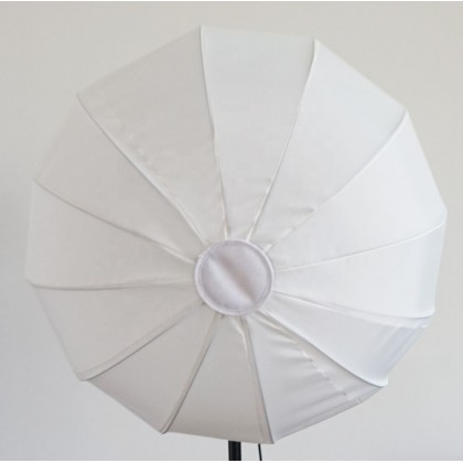 GS Lantern Globe Softbox Easy Fold 65cm for LED Light/Studio Flash/Strobe Moonlight with Bowen Mount
