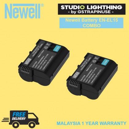 Newell Battery EN-EL15 FOR NIKON D7100 / D800 / D810 / D7200 / D7000 / D750 / D850