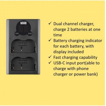 Newell Battery LP-E10 Digital camera battery for Canon EOS 1100D 1200D 1300D 2000D