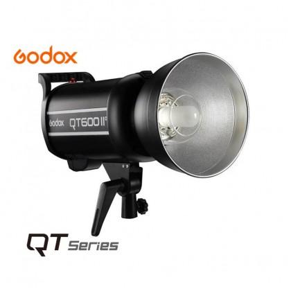 GODOX QT600II 600W STUDIO STROBE FLASH LIGHT 2.4G HSS 1/8000S