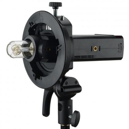 Godox S2 Bracket Holder for Godox V1 V860II AD400PRO AD200 Speedlite Flash