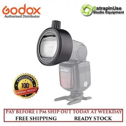 GODOX S-R1 ROUNDHEAD ADAPTER FOR SPEEDLITE