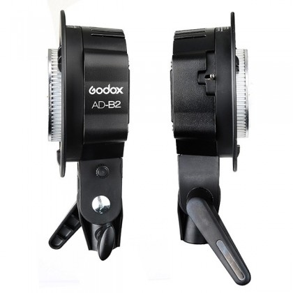 GODOX AD-B2 DUAL POWER FLASH BRACKET FOR GODOX AD200 (BOWENS MOUNT)