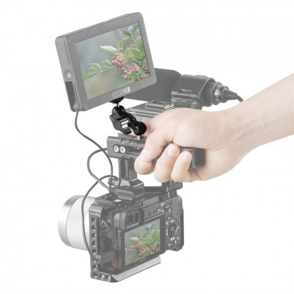 SmallRig 2157 Adjustable Universal Magic Arm with Small Ballhead for Camera Monitor / LED Light Support with 1/4 Screw