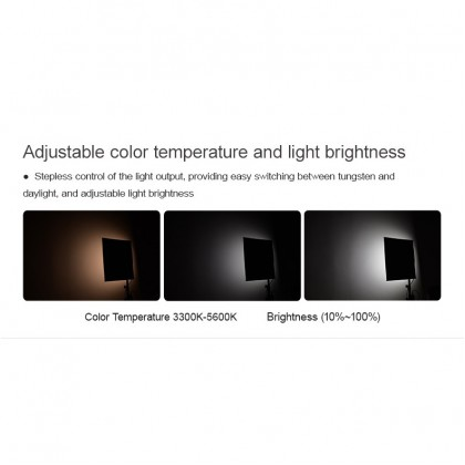 Godox FL150S 150W Flexible LED Video Light 3300-5600K Bi-color Foldable with 2.6m Light Stand