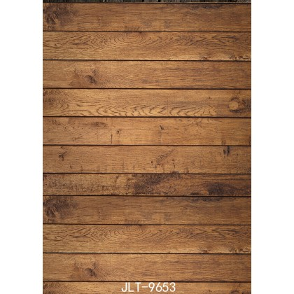 2m x 1.5m Old Wooden Wall Type 8 Digital Backdrop JLT-9653 for Photography