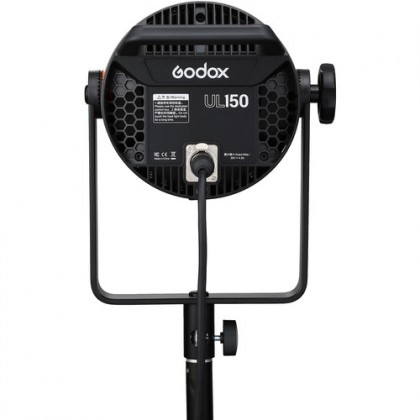 Godox UL150 Super Silent Quiet LED Video Light Fanless New Heat Dissipation System Separated System