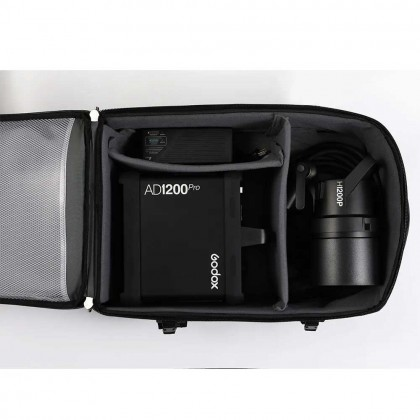 GODOX CB17 CARRYING BAG PORTABLE TRAVELLING CASE BACKPACK / ROLLER CASE
