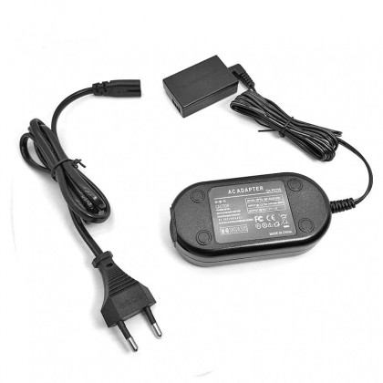 AC Power Adapter Kit for EOS M3 M5 EOSM3 Digital Cameras (ACK-E17 + LP-E17 Dummy)