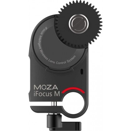MOZA iFocus-M Follow Focus Motor, Specially Customized for the MOZA Air 2, AirCross 2 Gimbal Stabilizer Wireless DSLR Camera Lens Control System to Reach Focus & Zoom Control