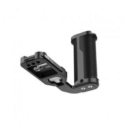 UURig R043 Universal Vertical Shooting Arca L Plate Mount Bracket with Cold Shoe 1/4screw for DSLR Camera Handle Grip Wrench